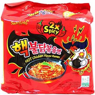 SAMYANG RED 2X SPICY