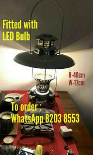 Brand NEW Antique Classic Original Oil Kerosene ceiling wall down Lamp Lantern Light