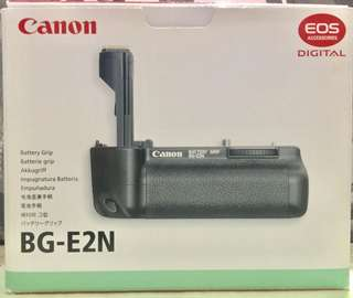 Canon 40D battery grip