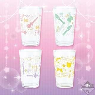 美戰一番賞 玻璃杯一套