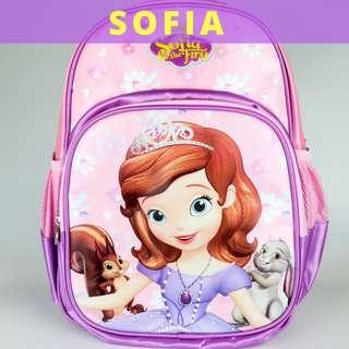 Disney School Bag for Primary School-Sofia
