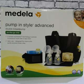 medela pisa pump instyle advance