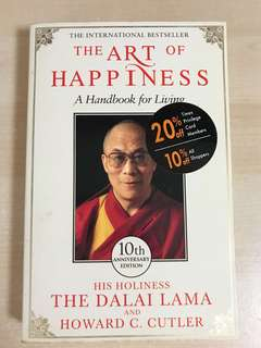 【Only Piece!】The Art of Happiness