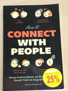 【Last Piece!】How to Connect with People