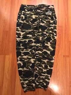 Carhartt camo pants