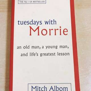 【Last Piece!】Tuesdays with Morrie