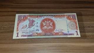 特利尼特和多巴哥1元