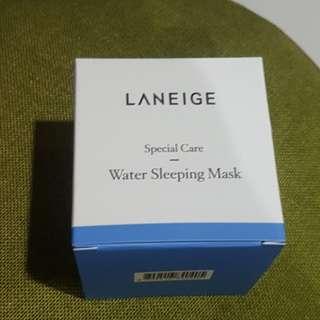 Brand new laneige sleeping mask