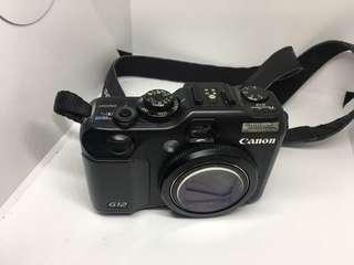 🚚 Canon g12類單眼