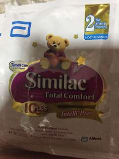 Similac total comfort stage 2