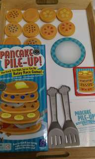 Pancake pile up game