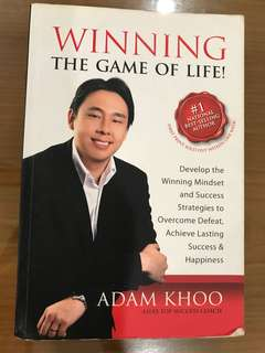 Winning The Game of Life - Adam Khoo