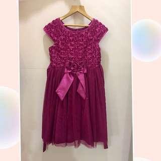 美國 名牌 Jona Michelle 女童 小禮服 洋裝