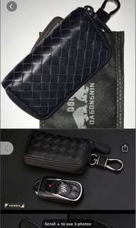Luxury Car key pouch
