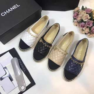 Pre Collection! Chanel Espadrilles