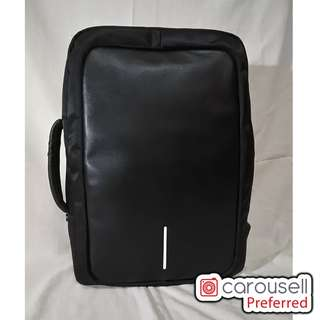 Anti Theft Backpack/Briefcase (Boxtype)