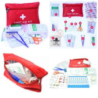 First Aid Kit 13 in 1
