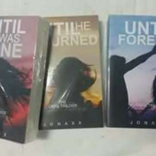 Wattpad Jonaxx Books Until Trilogy