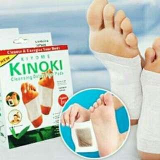 😲FREE SHIPPING 2 BOX Kinoki Detox Foot Pads