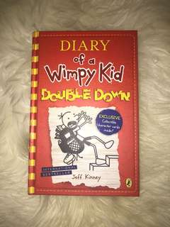 Diary of a Wimpy Kid Double Down - Children's Book