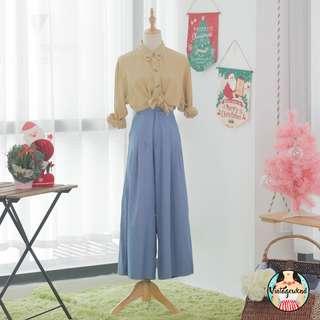 🍿 Vintage Blouse VB1256