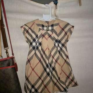 Authentic Burberry Dress