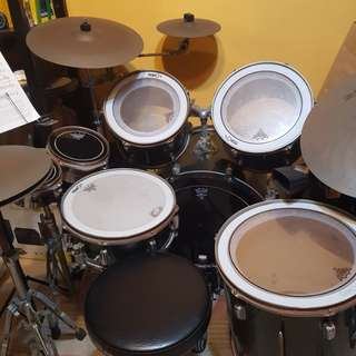 Tama Swingstar drumset