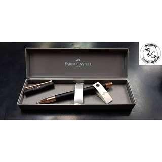 FABER CASTELL Luxurious Professional Gel Pen