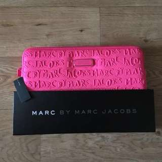 """[Ready-stock] Marc by Marc Jacobs 11"""" pink laptop sleeve"""