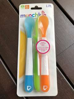 Munchkin Spoons (Free mail)