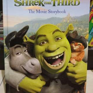 Sherk The Third