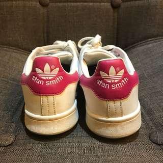 Original Adidas Pink Stan Smiths