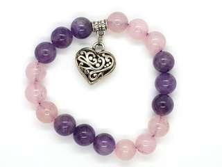 Blissful Heart Bracelet