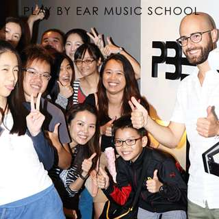 PBE Workshop (group lessons) - by Play by Ear Music School