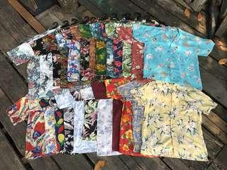 Hawaiian Shirt,hawaii shirt,kemeja hawaii,baju aloha