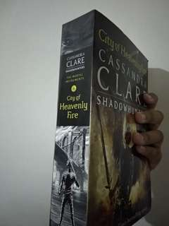 City of Heavenly Fire   English Version