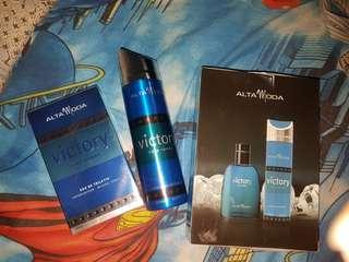 ALTA MODA Eau de Toilette Perfume and Deodorant