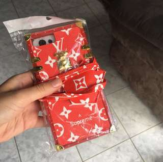 LV SUPREMEE iPhone case