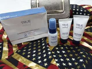 Trial kit true relief etude house