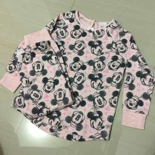 BRANDNEW (MOCKEY MOUSE SLEEPWEAR)