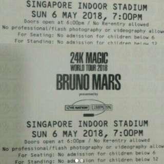 Bruno Mars 24k concert