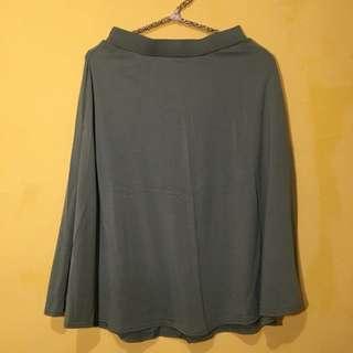 Bershka Midi Skirt