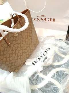 Coach Tote Bag(authentic)