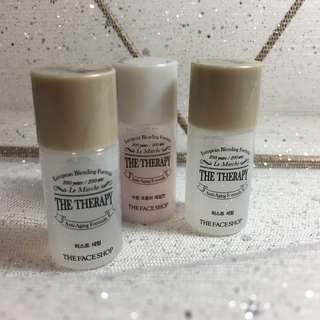 BN The Therapy First Serum ( Faceshop )