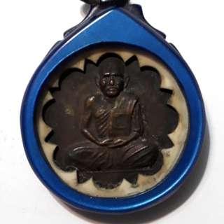 Luang Phor Ngein Old Thai Amulet