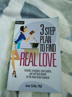 3 Step Plan to Find Real Love