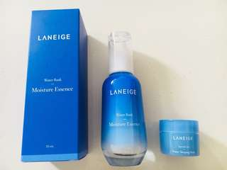 Laneige Water Bank Moisture Essence