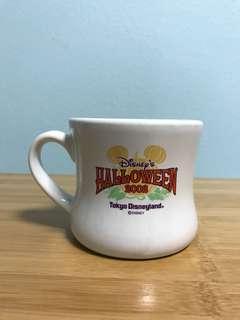 2002 Tokyo Disneyland Halloween Mug