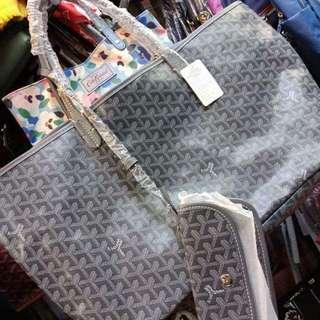 Goyard Open Tote Bag