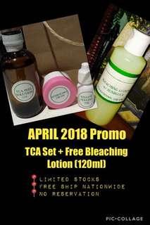 TCA Peel Set Promo!!!